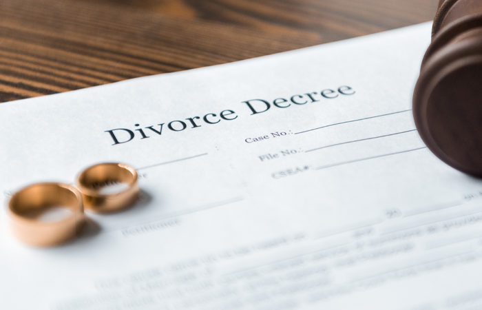 Maryland Divorce Decree